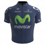 2013 - Movistar Team Maillot