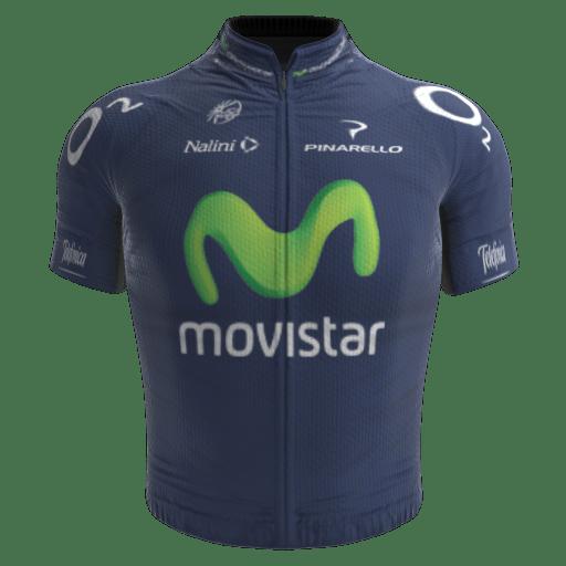 2013 - Movistar Team Maillot