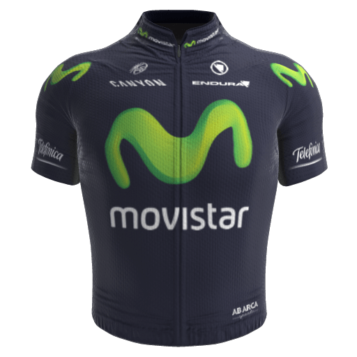 2015 - Movistar Team Maillot