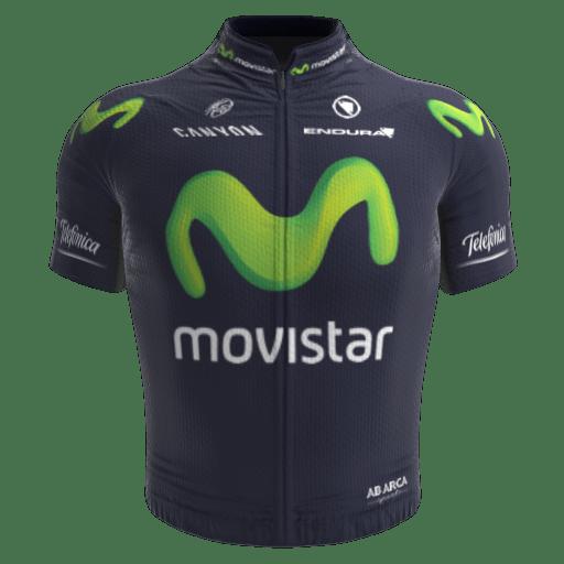 2015 - Movistar Team Maillot