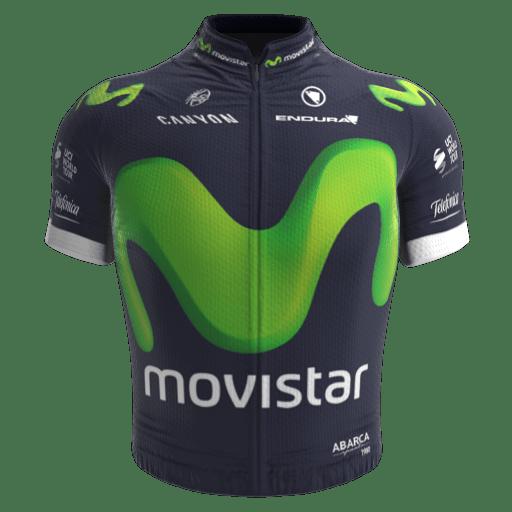 2016 - Movistar Team Maillot