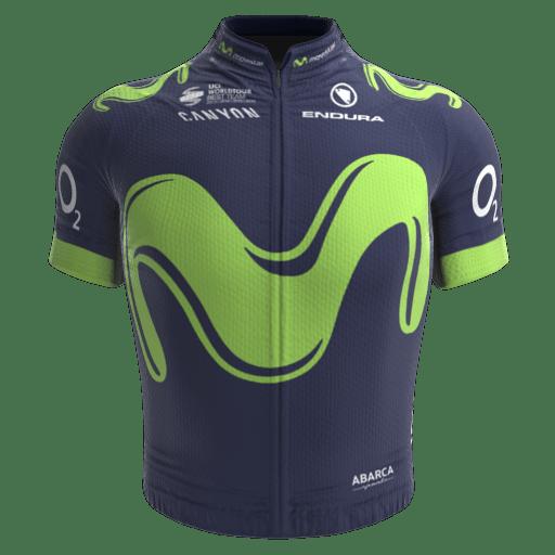 2017 - Movistar Team Maillot