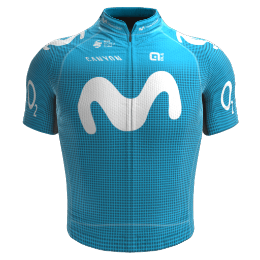 2020 - Movistar Team Maillot