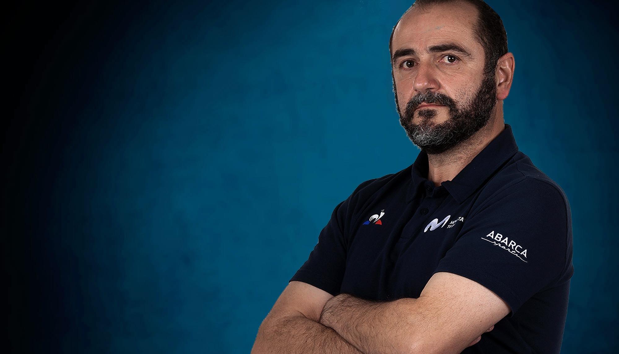 Portrait ofMiguel Grávalos