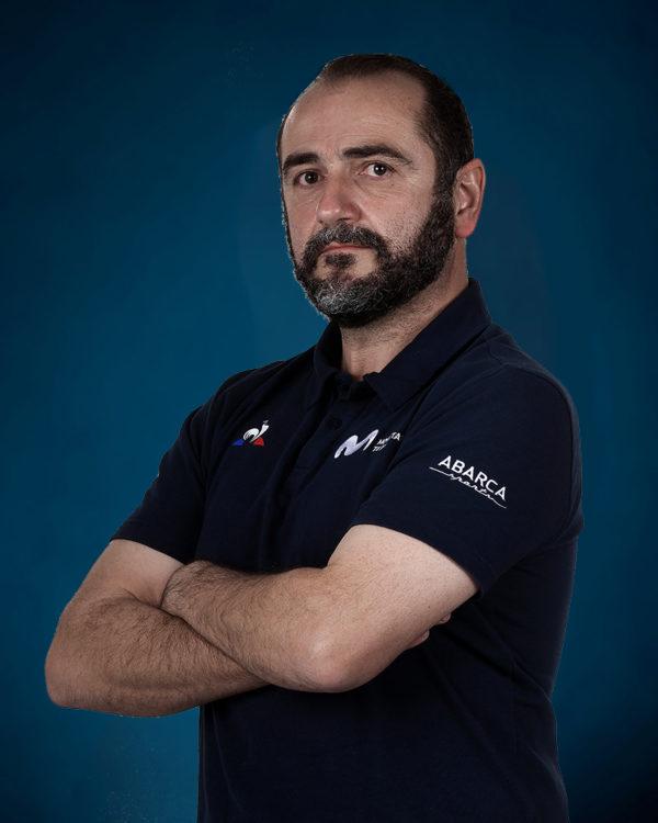 Miguel Grávalos portratit