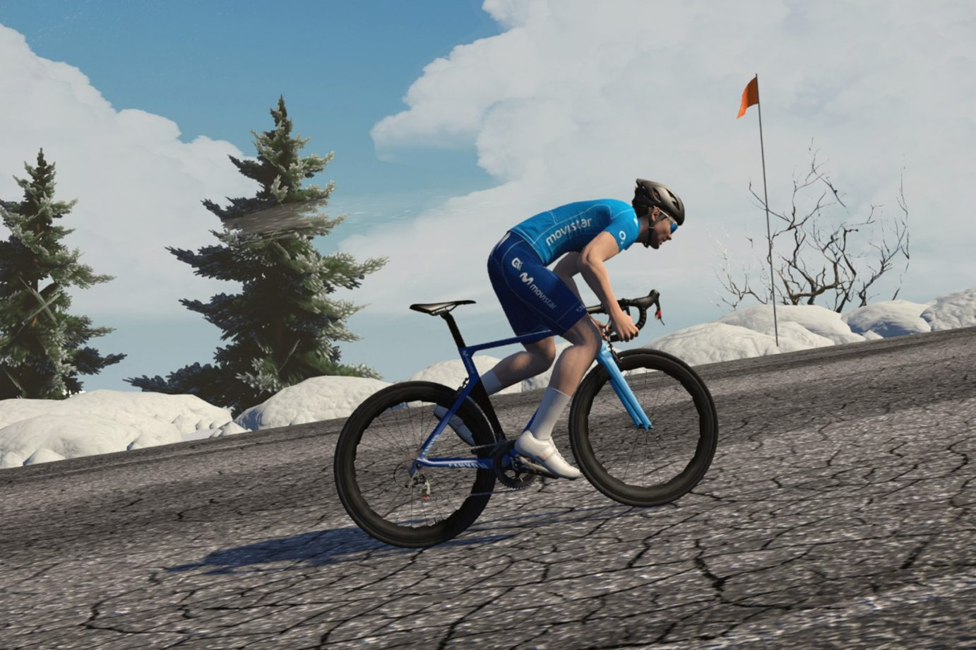 Imagen de la noticia 'Join us on Zwift (Sat 27th, 19.30 CEST) for a 2020 season 'Restart' Ride'