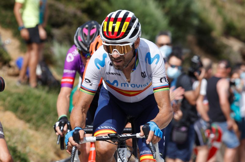 Imagen de la noticia 'Not to be for Movistar Team atop Picón Blanco'