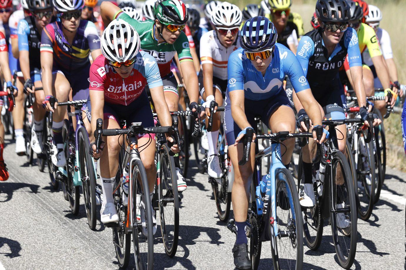 Imagen de la noticia Sheyla Gutiérrez (6th) off to fine restart in Pamplona