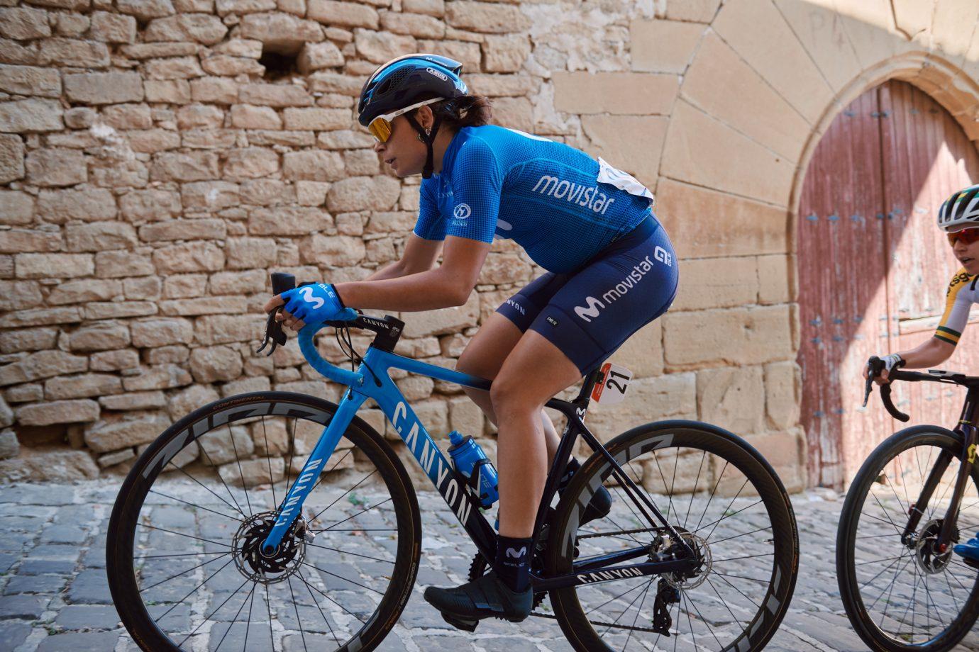 Imagen de la noticia 'Sheyla Gutiérrez (6th) off to fine restart in Pamplona'