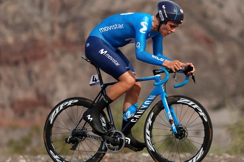 Imagen de la noticia 'Johan Jacobs takes 8th at Swiss ITT Champs – his first race of the '2020 2.0' season'