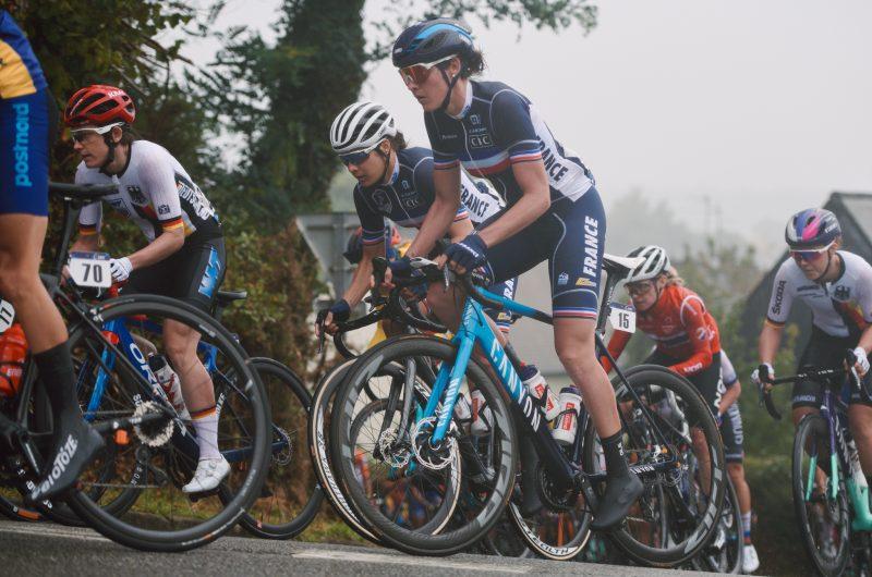 Imagen de la noticia 'Biannic 25th, González 28th at tough Euro Champs' road race in Plouay'