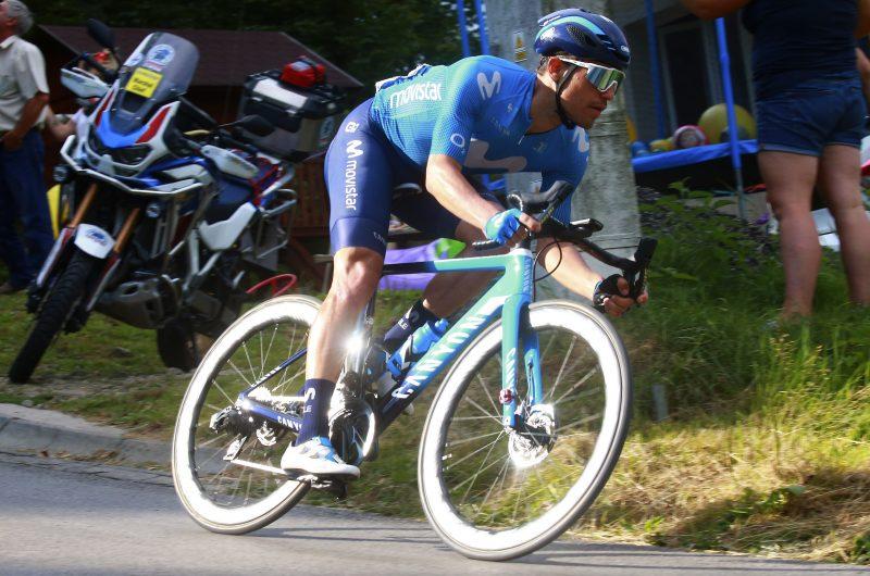 News' image'Torres (10º), nuevo 'top-ten' en el último sprint de Polonia'