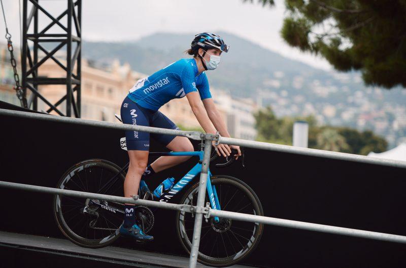 Imagen de la noticia 'Biannic (16th) behind main favourites' group at La Course'