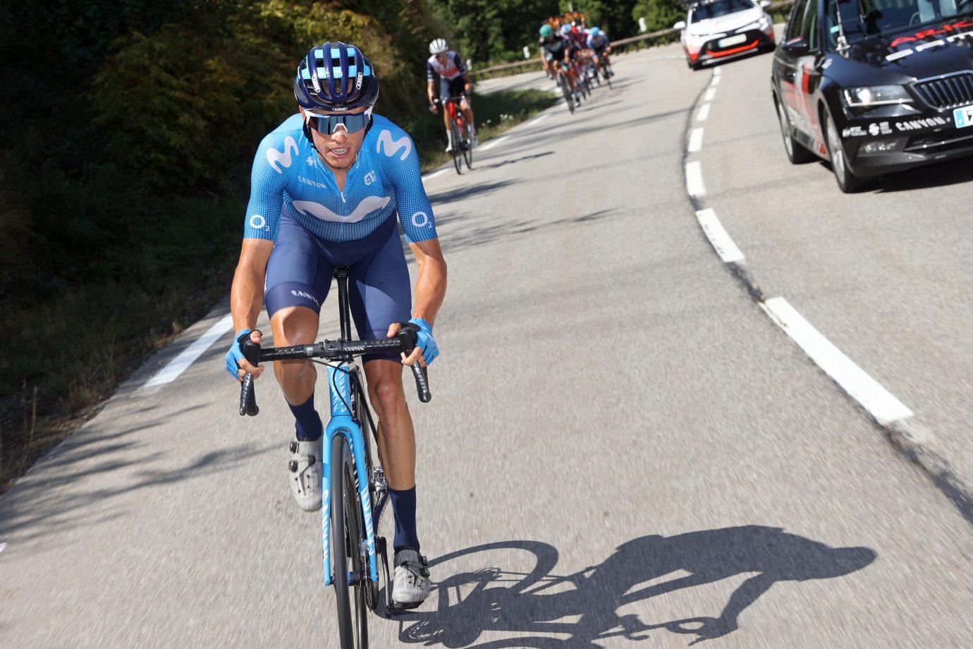 Imagen de la noticia 'Mas remains into Dauphiné GC top-20 after Saint-Martin-de-Belleville climb'