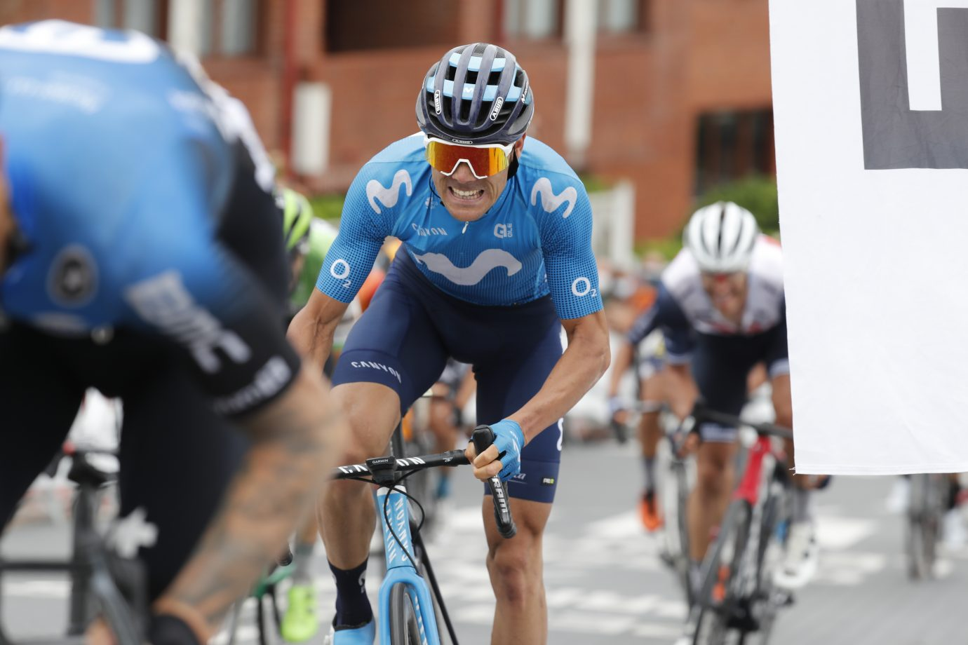 Imagen de la noticia 'Prades (3rd) scores first podium for Blues in '2020 2.0' season'