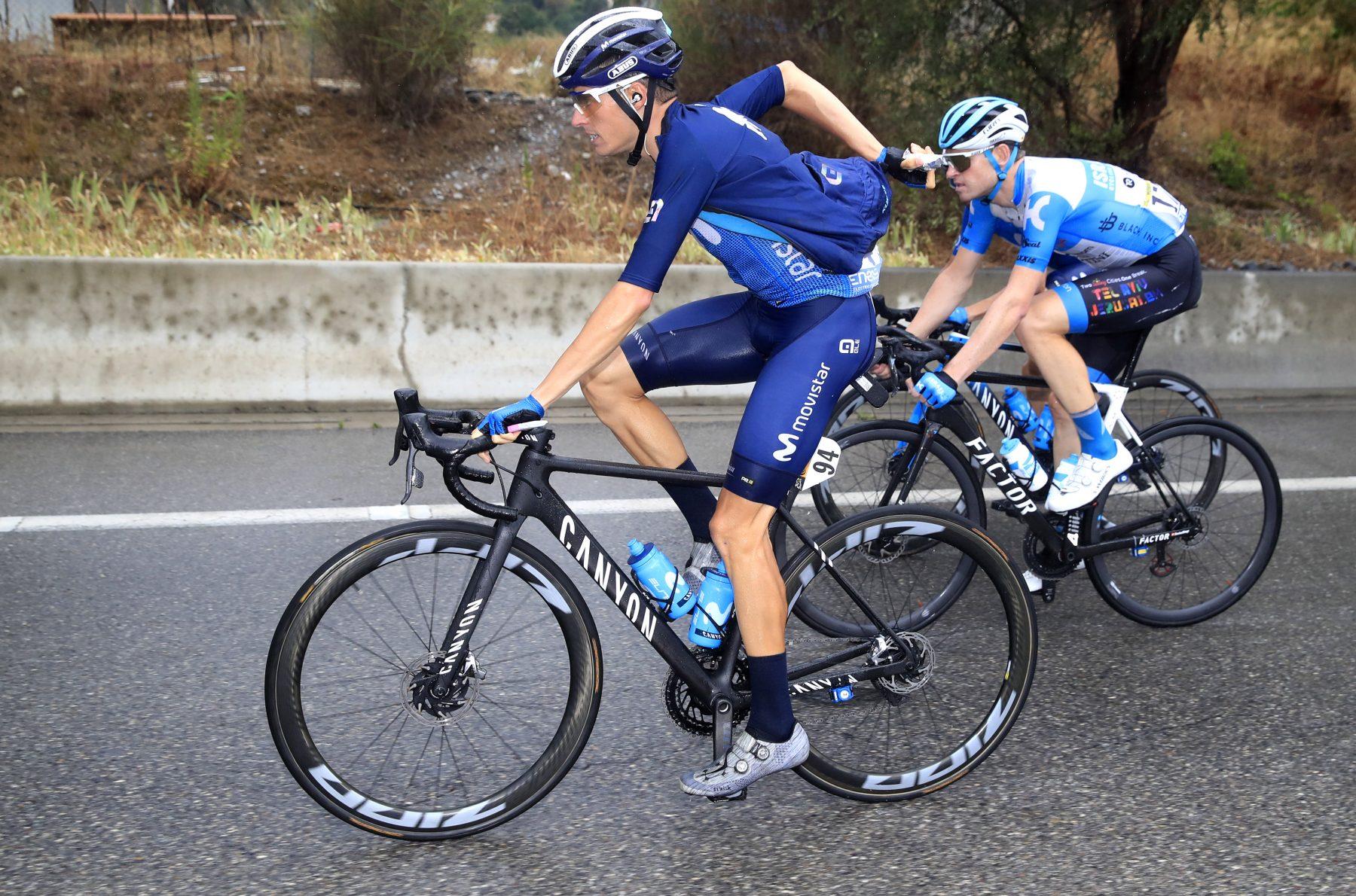 Imagen de la noticia 'Crashes overshadow TDF's opening stage in Nice'