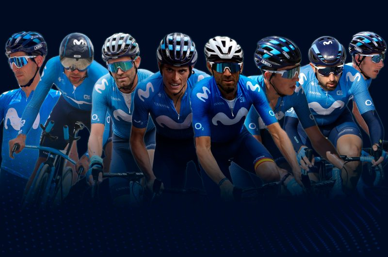 News' image'Movistar Team define su equipo para el Tour de Francia'