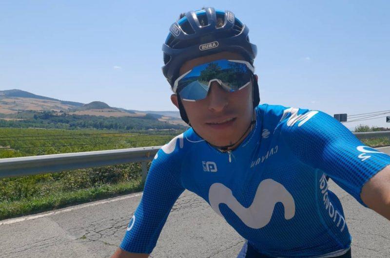 News' image'Juan Diego Alba retoma su camino en el Gran Piemonte (miércoles 12)'