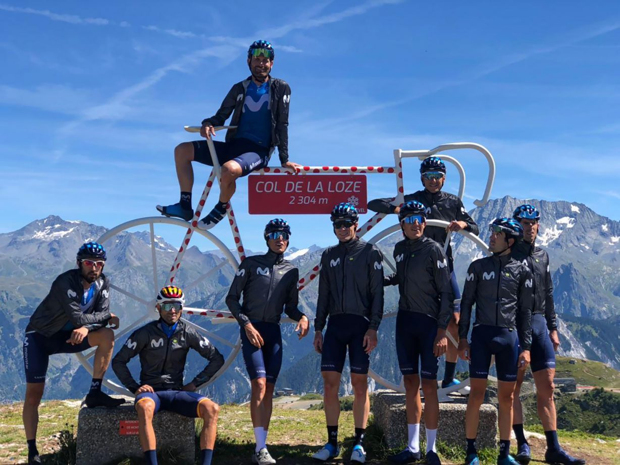 Imagen de la noticia ''TDF bubble' moves to Nice; lineup on Tuesday at the earliest'
