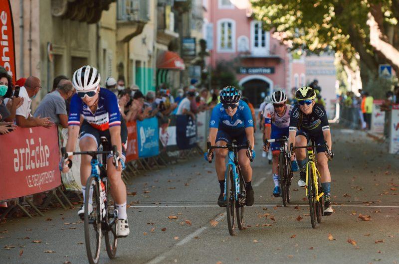 News' image'Alicia González (3ª) sigue su buena senda en Bourg-Saint-Andéol'