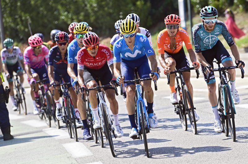 News' image'Verona y Erviti volvieron a luchar en Villard-de-Lans; Mas y Valverde, sin ceder tiempo'