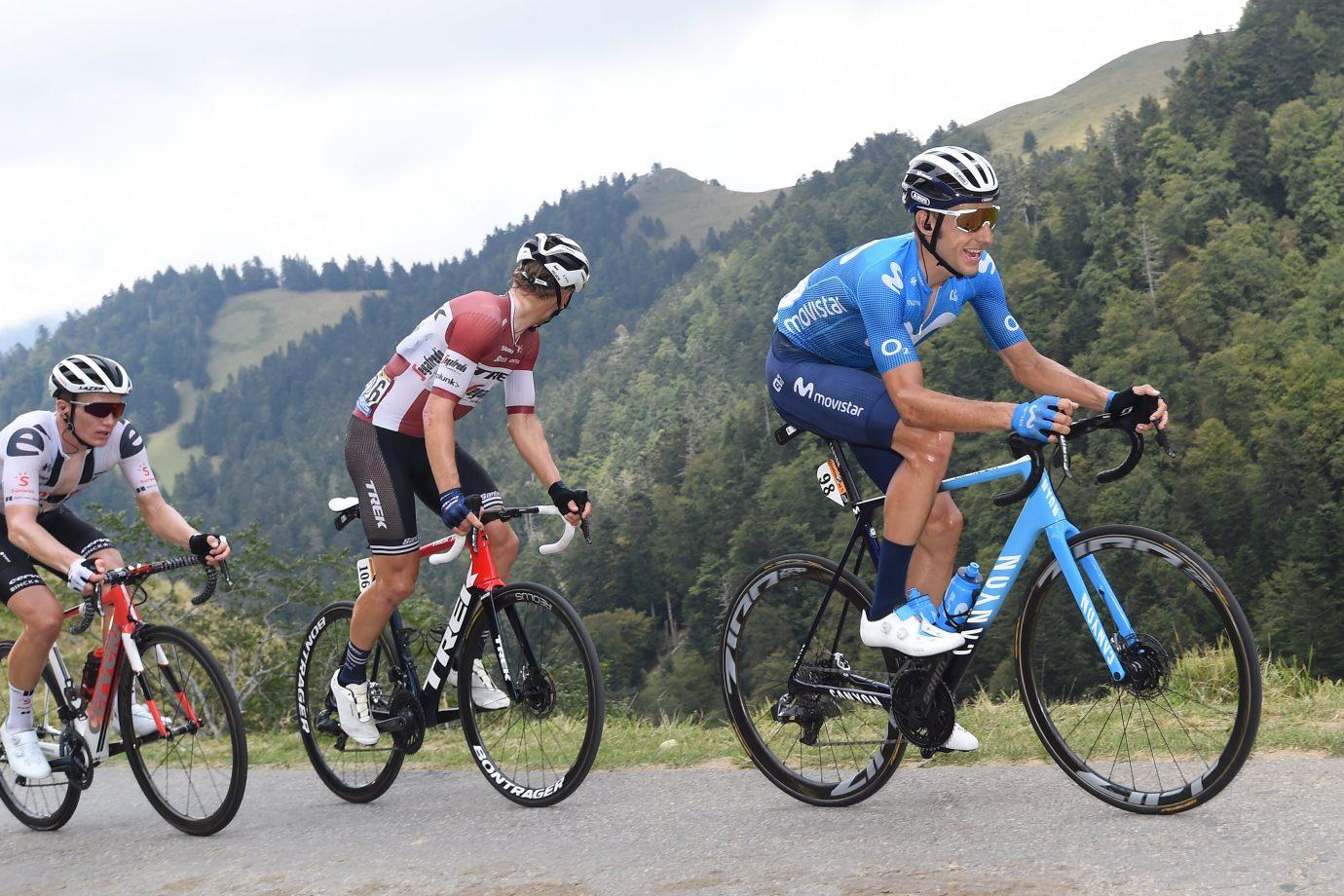 Imagen de la noticia 'Verona (3rd) digs deep until very end in Loudenvielle; Enric Mas enters GC top-ten'