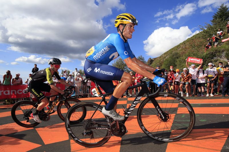 News' image'Enric Mas regresa al top-ten en el Puy Mary; Soler, 8º tras una nueva fuga'