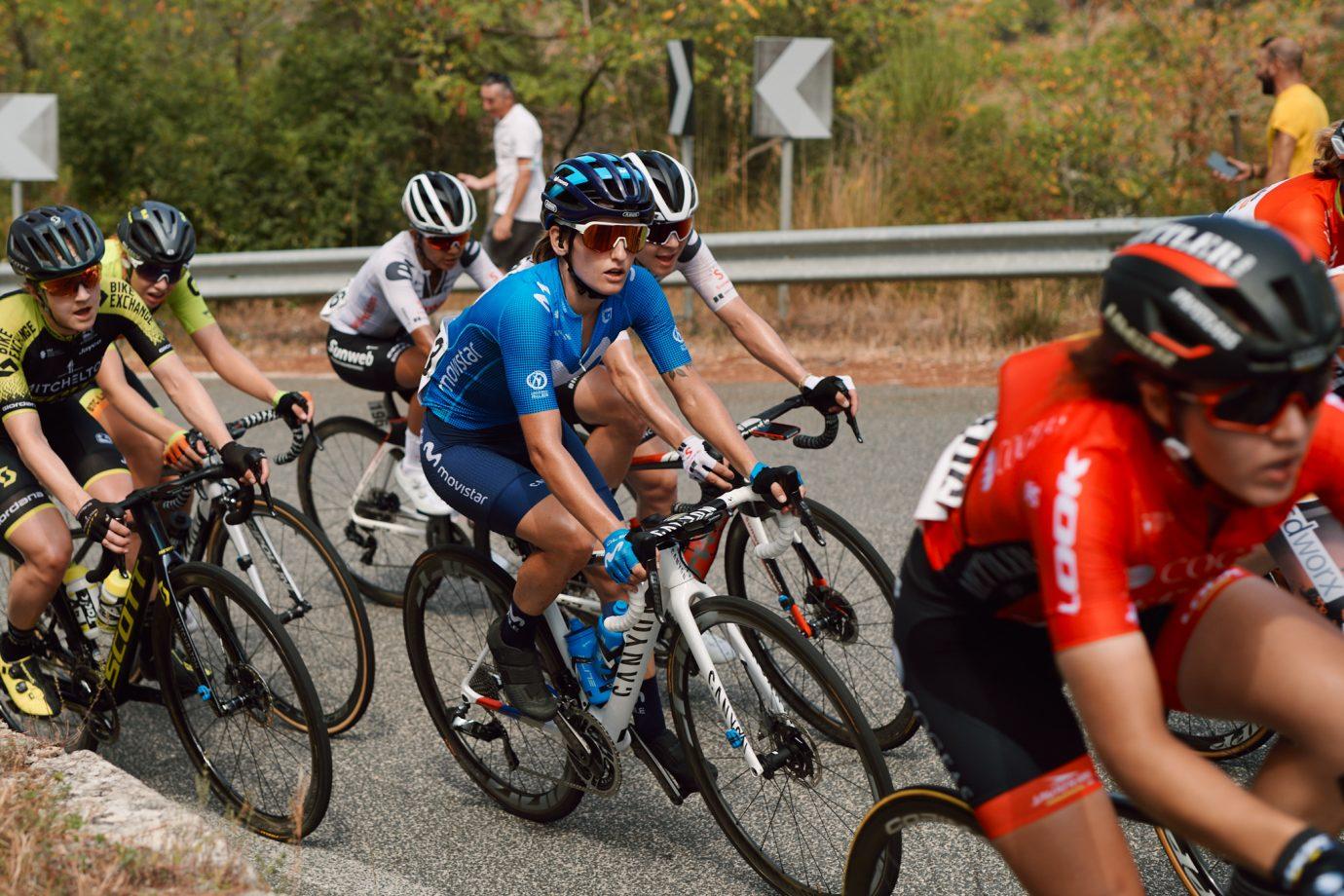 News' image'Erić, 9ª en el sprint de Terracina; Patiño y Aalerud siguen con las mejores'