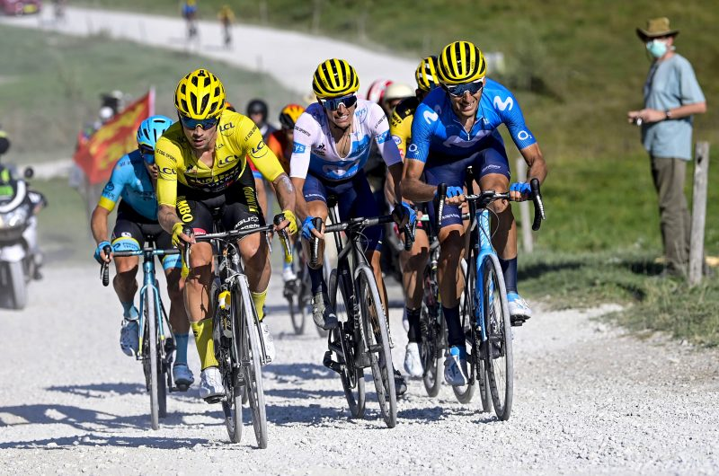 Imagen de la noticia 'Enric Mas -6th in the TDF- offers best race performance in Glières'
