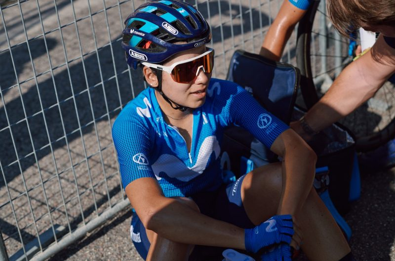 Imagen de la noticia 'Patiño (14th) leads Blues again atop hellish Assisi slope'