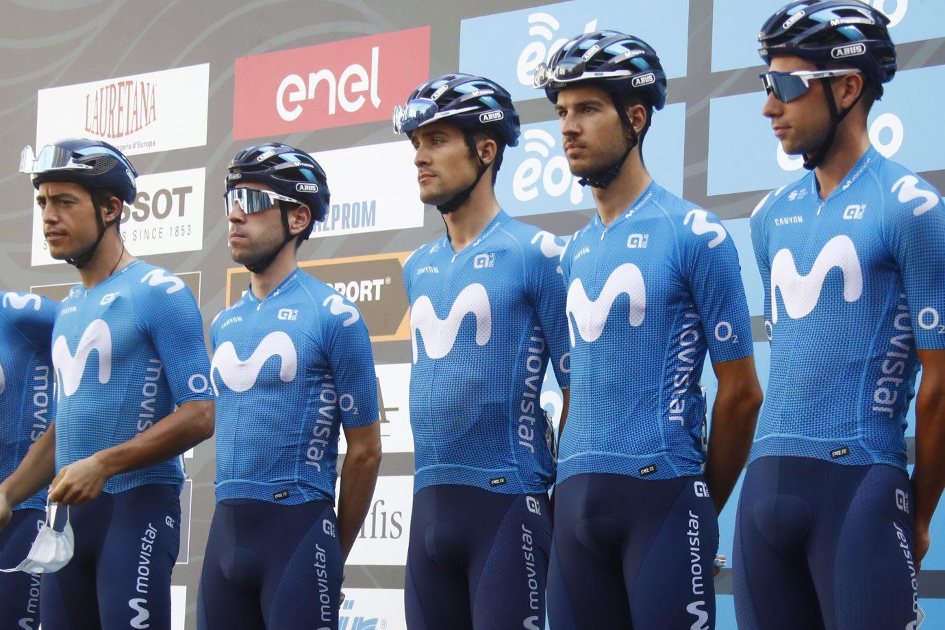 Imagen de la noticia 'Movistar Team looking for opportunities at 2020 Giro'