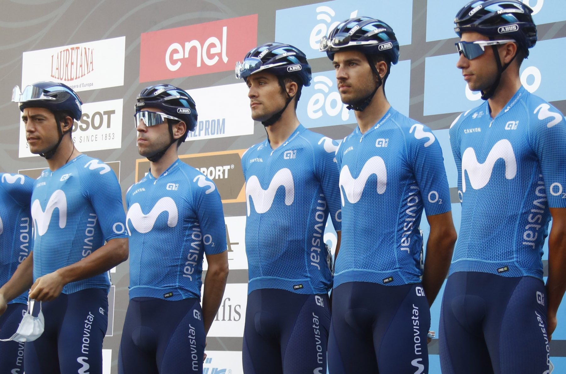 Imagen de la noticia 'Movistar Team looking for opportunities at 2020 Giro'
