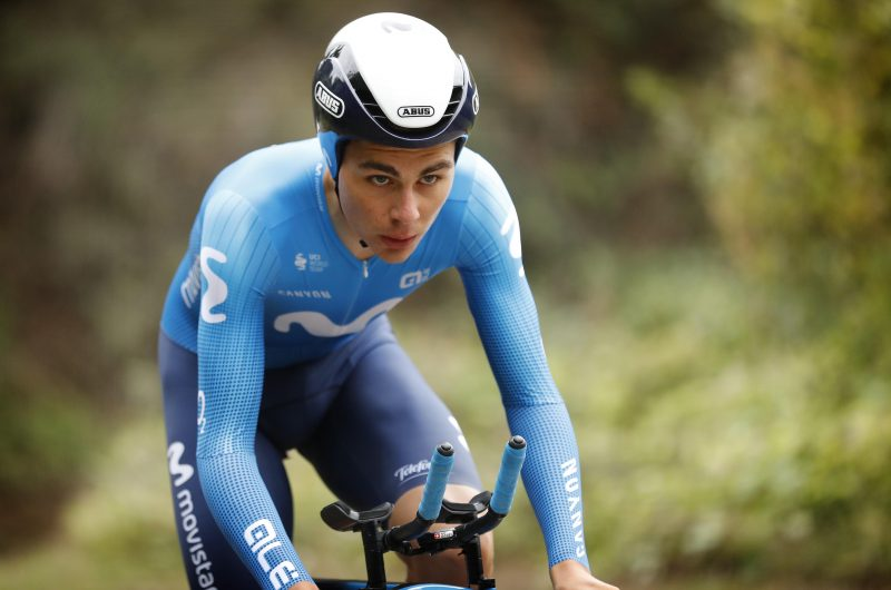 Imagen de la noticia 'Jacobs now 52″ behind GC lead before Geraardsbergen showdown'