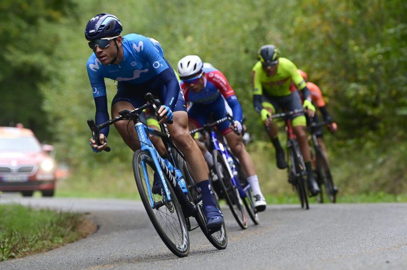 Imagen de la noticia 'Iñigo Elosegui completes 200km breakaway in LBL'