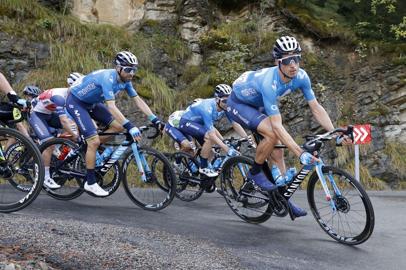 Imagen de la noticia 'Another nervous day before Formigal; Enric Mas unscathed'