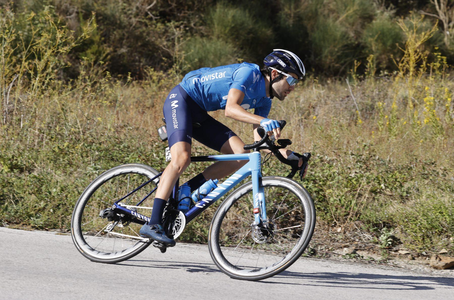 News' image'Susto para Pedrero en un nuevo sprint en Matera'