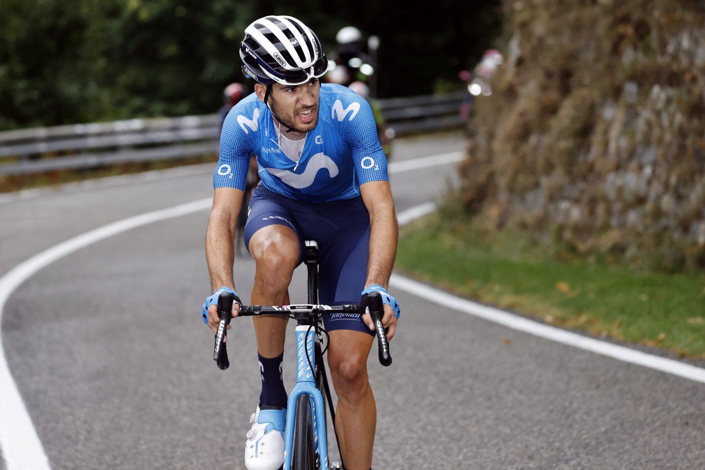 Imagen de la noticia 'Carretero, Rubio fight for stage five in the Giro'