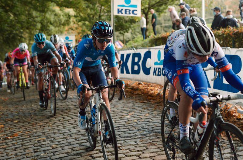 News' image'Erić (19ª) y Biannic, persecución hasta meta en una agotadora Gante-Wevelgem'