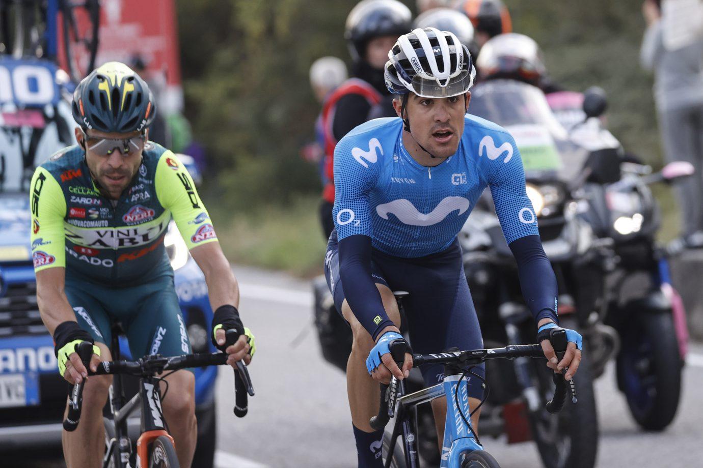 Imagen de la noticia 'Samitier, Villella again into tough battle towards Piancavallo'