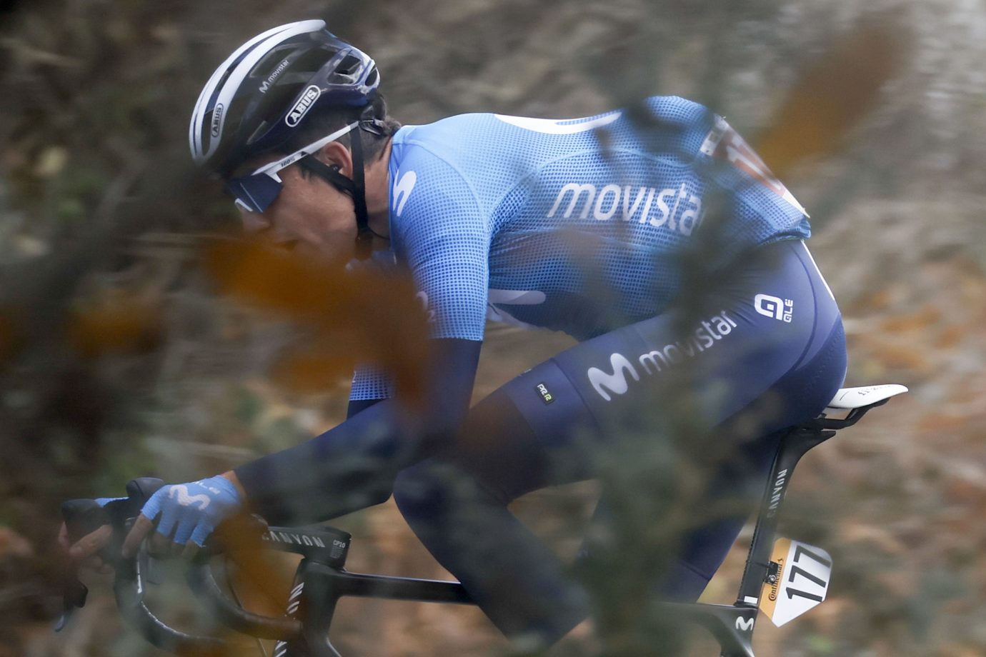 Imagen de la noticia 'Soler (5th) keeps going on the attack at Galicia stage 14'