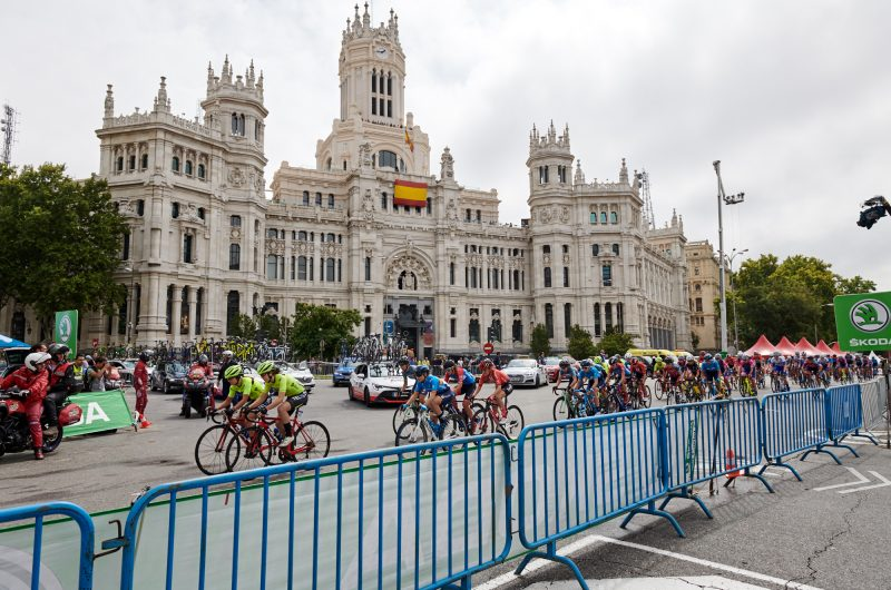 Imagen de la noticia 'La Vuelta Challenge (Nov 6-8) to wrap up Movistar Team's 2020 season'