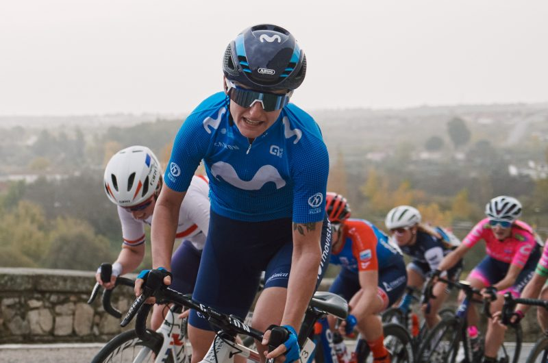 News' image'Erić, 4ª en la apertura de La Vuelta Challenge'