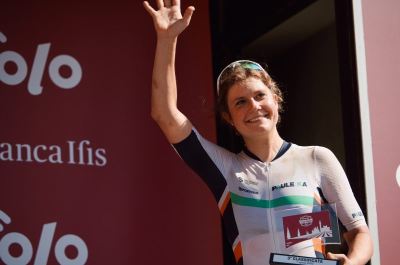 News' image'Leah Thomas, la guinda al Movistar Team 2021'