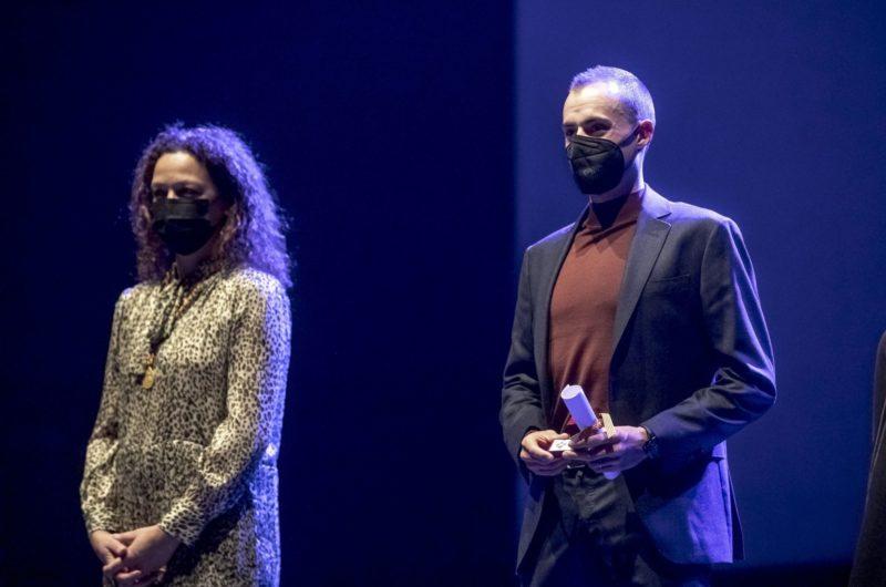 News' image'Enric Mas, reconocido por el Consell de Mallorca en sus Premios Jaume II'