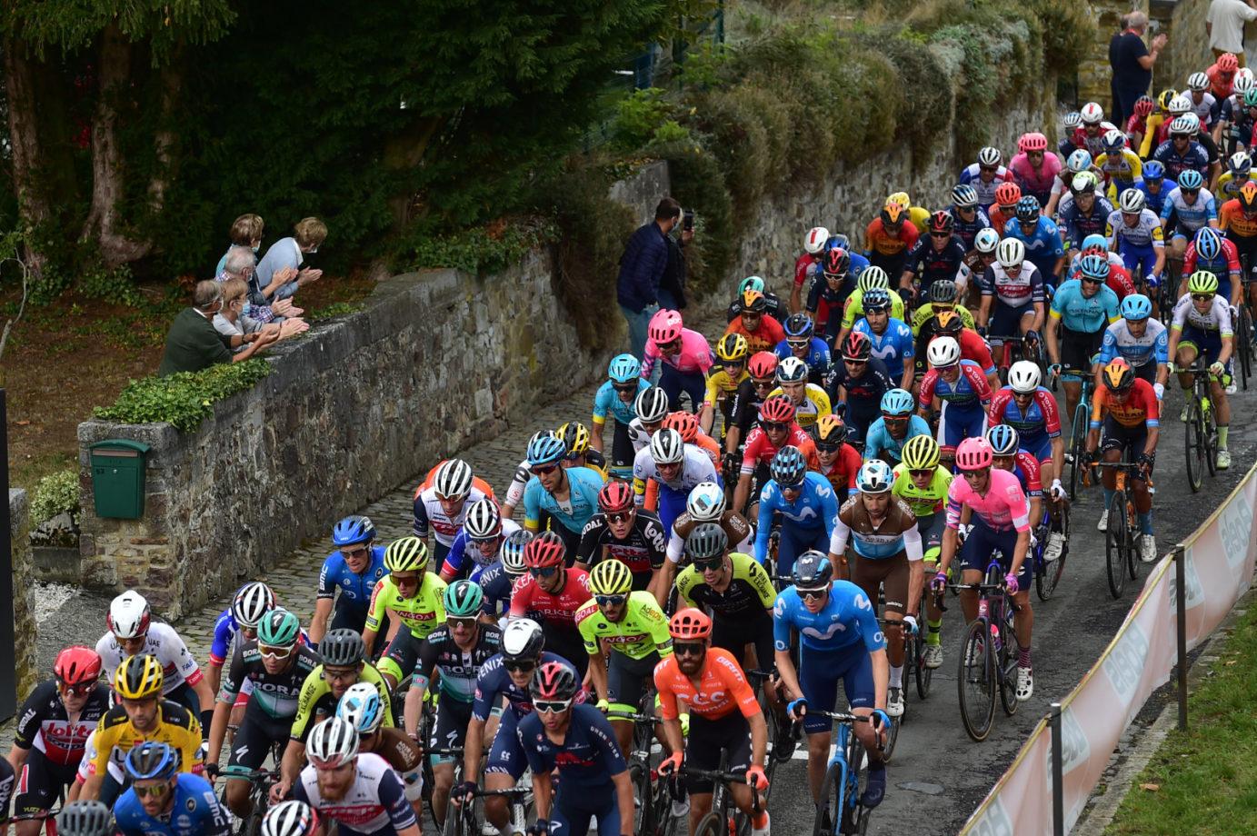 2021 men's Flèche Wallonne