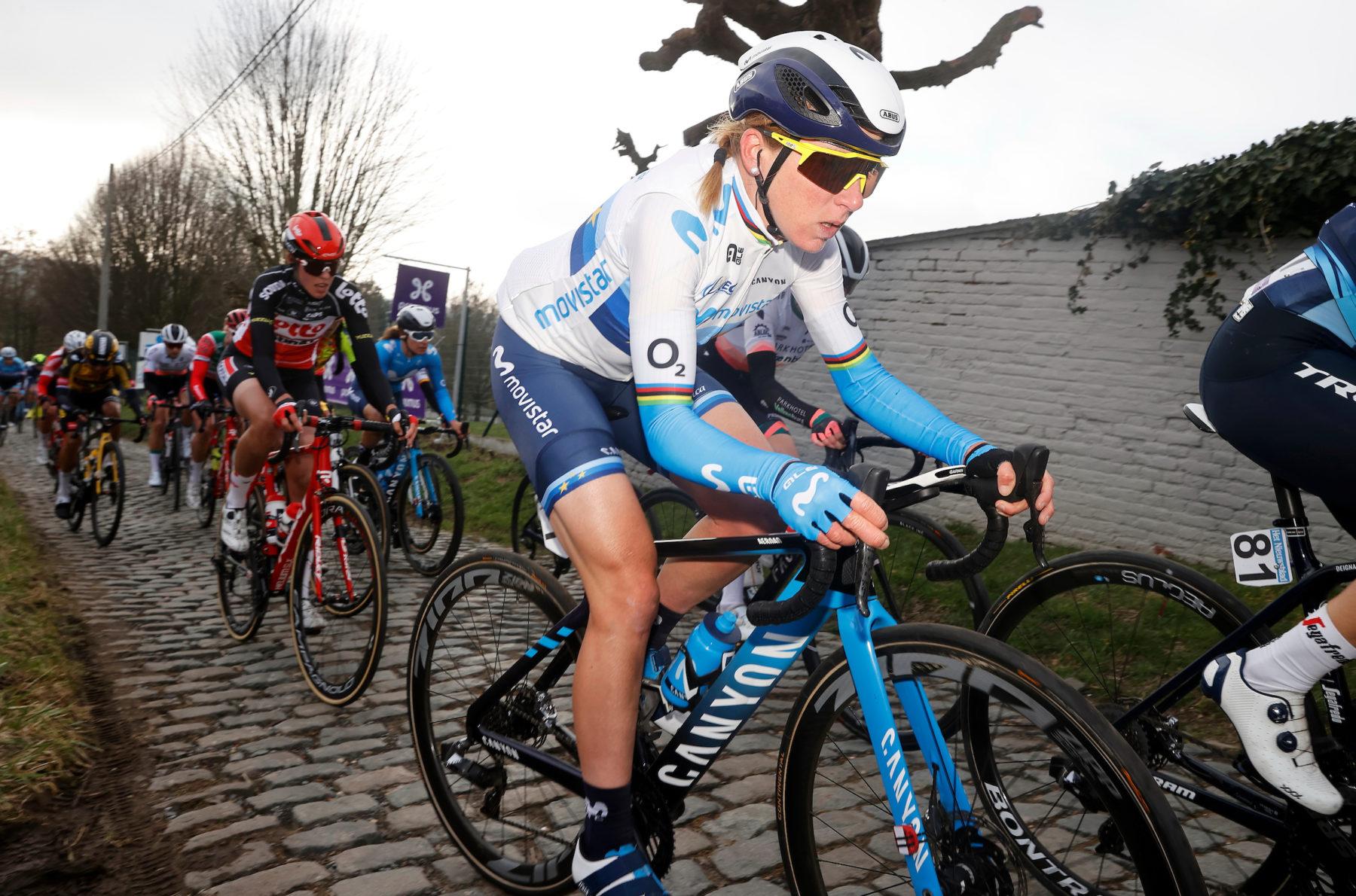 News' image'Van Vleuten vuelve a la competición en A Través de Flandes (miércoles 31)'