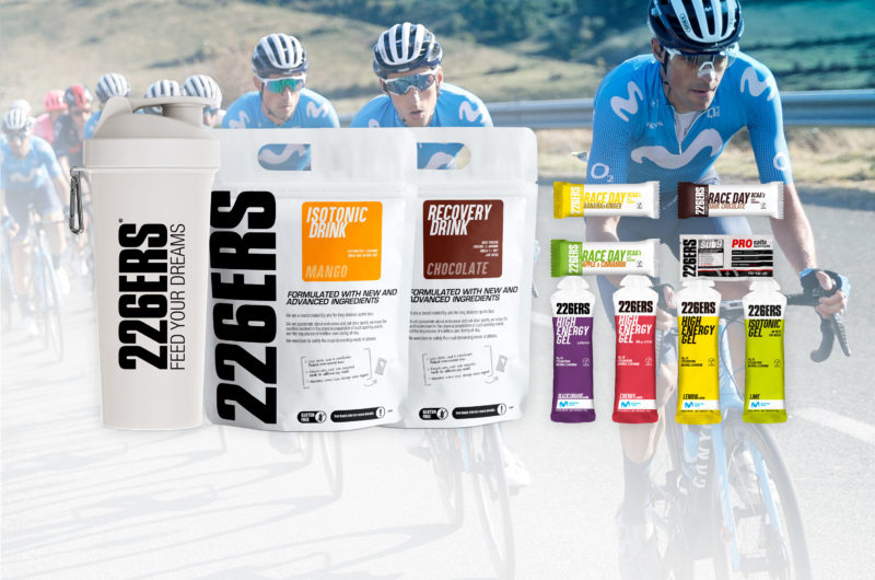 Imagen de la noticia 'Win a 226ERS pack + our signed backnumbers from the 2020 La Vuelta!'