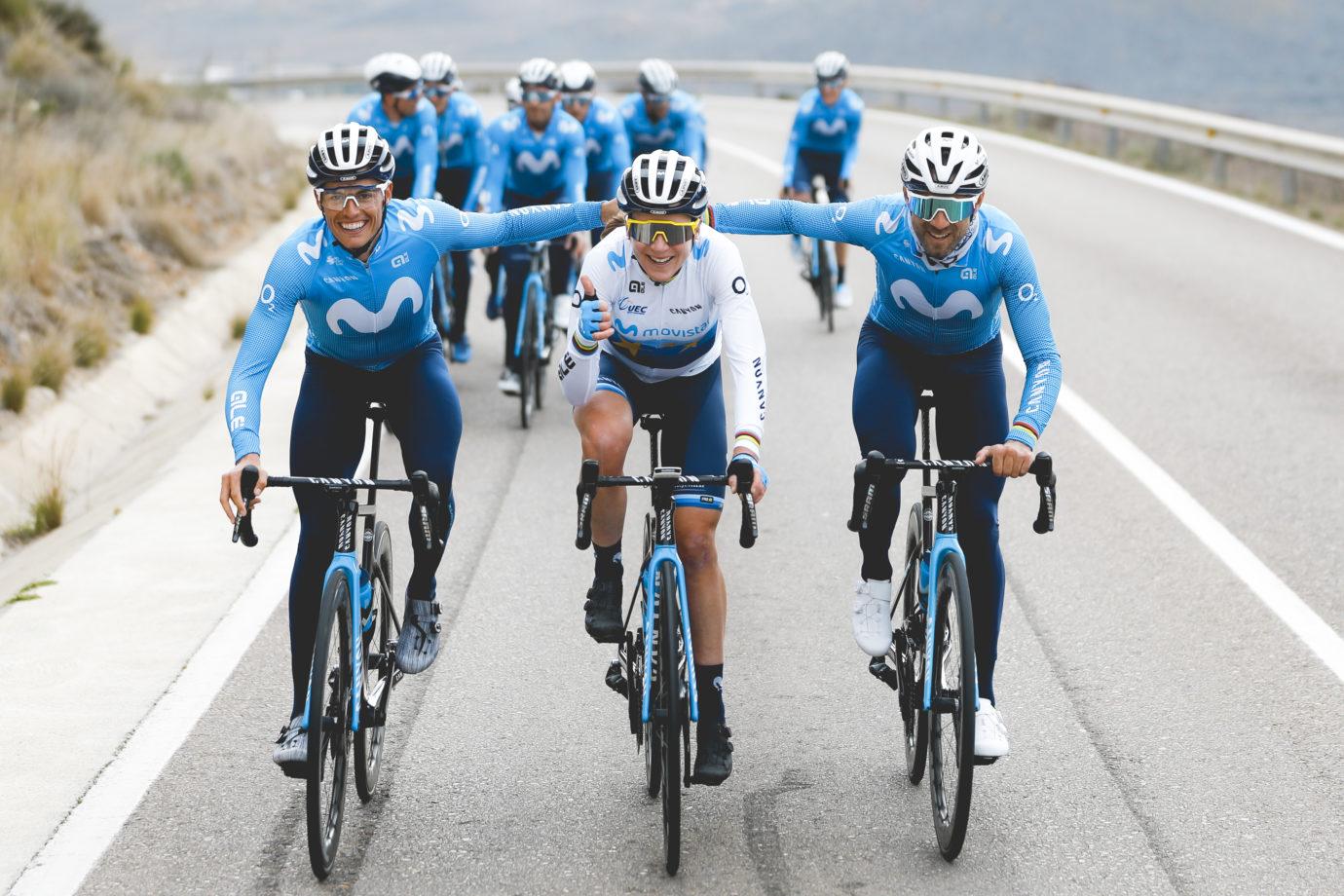 Imagen de la noticia 'Movistar Team aiming for new heights in 2021'
