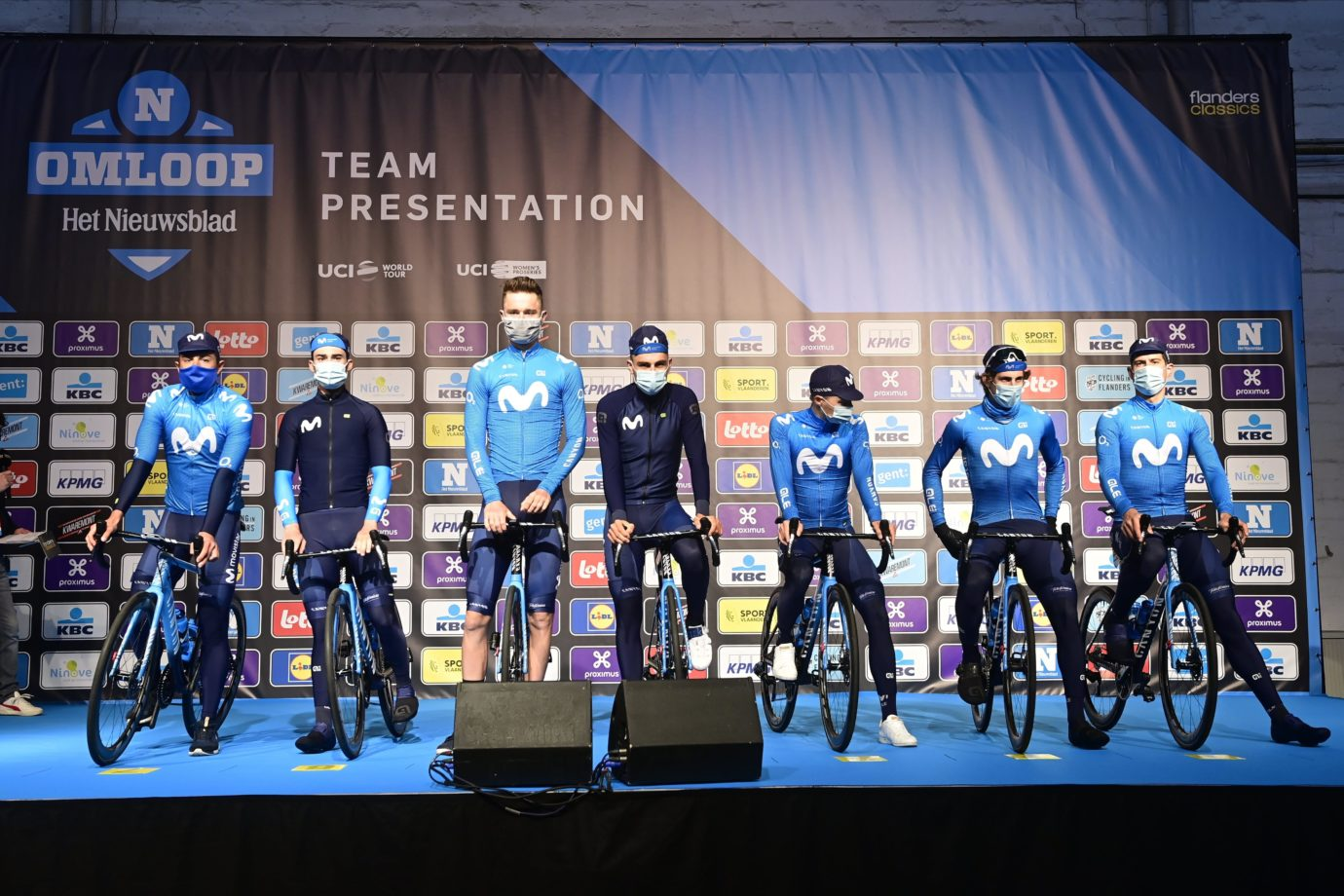 Imagen de la noticia 'Blues leave great impression in Belgium; Cortina 11th'