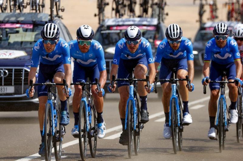 News' image'Los abanicos rompen de inicio el Tour de los Emiratos'